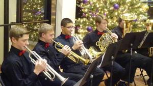 RLHS Christmas Concert photo