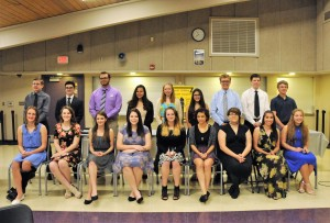 NHS Induction - Spring 2018