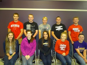 Homecoming Court 2015 - casual