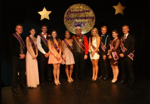 RLHS Homecoming Court Seniors 2015 (2)